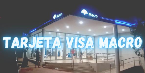 Visa Banco Macro