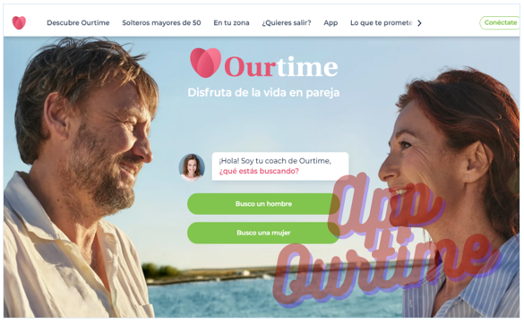 App Ourtime
